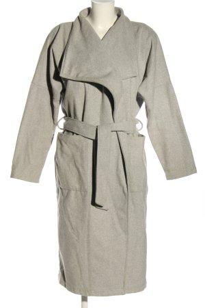 Minimum Abrigo de entretiempo gris claro look casual