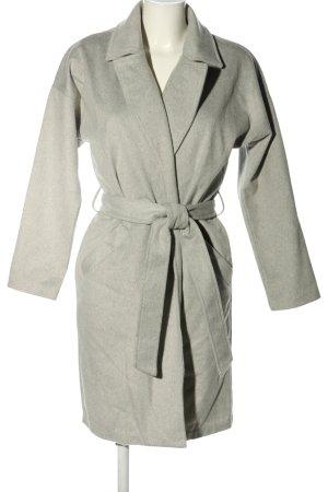 Minimum Manteau mi-saison gris clair moucheté style simple