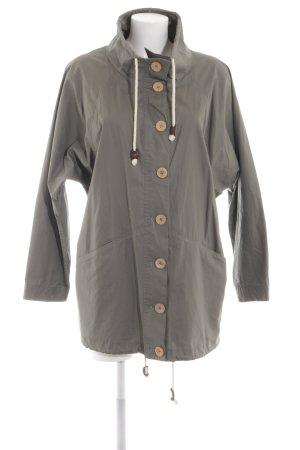 Minimum Płaszcz przejściowy khaki W stylu casual