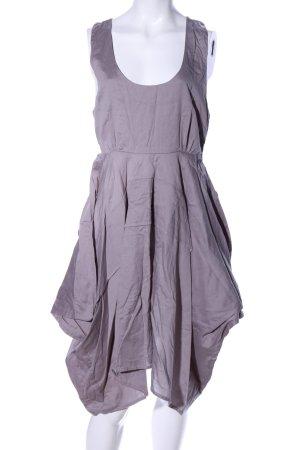 Minimum Vokuhila-Kleid hellgrau Casual-Look