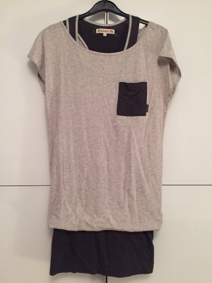 Billabong Shirt Dress grey-light grey