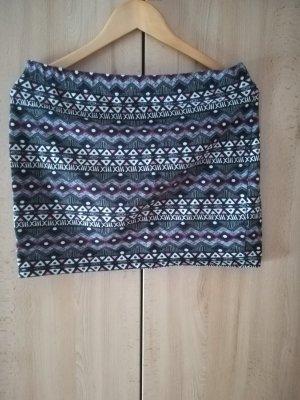 FB Sister Mini-jupe multicolore