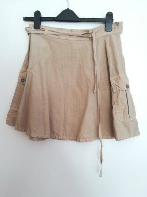 Guess Mini-jupe beige
