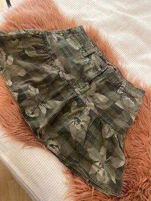 Sublevel Miniskirt multicolored