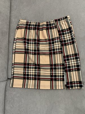 Sheinside Miniskirt multicolored