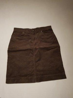 TCM Miniskirt dark brown
