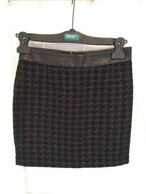 Benetton Miniskirt black