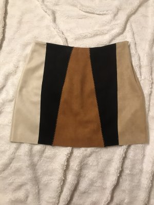 Zara Miniskirt multicolored