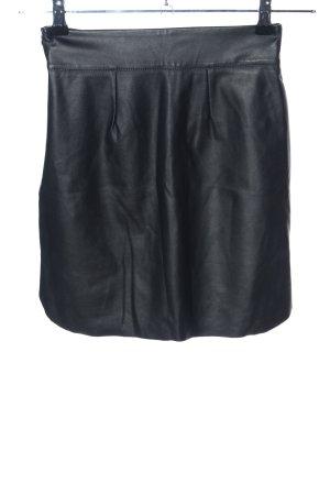 Minirock schwarz Elegant