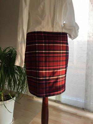 Tommy Hilfiger Falda de lana multicolor