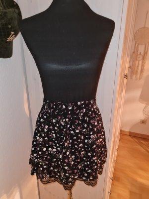 C&A Mini-jupe noir