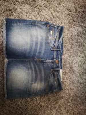 edc Gonna di jeans blu