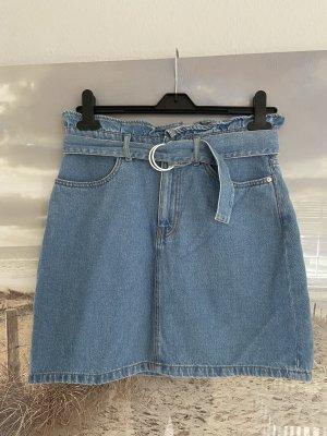 Minirock Jeans