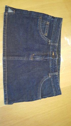 Minirock Jeans von Hallhuber