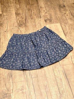 Blanco Spódnica mini niebieski-ciemnoniebieski