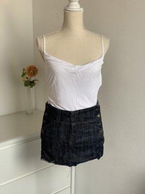 55 DSL Denim Skirt dark blue