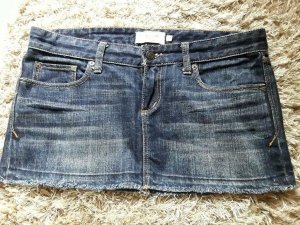 Minirock kurzer Rock Jeans Abercrombie & Fitch
