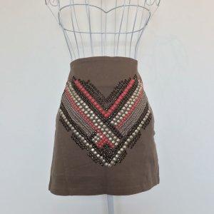 3suisses Spódnica mini Wielokolorowy