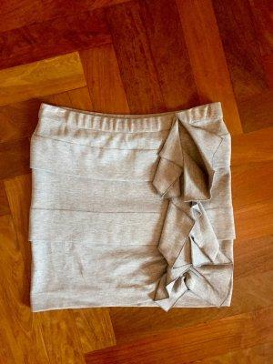 Minirock mit Rüschen von PATRIZIA PEPE