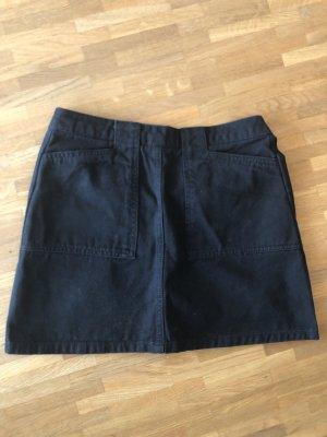 BDG Mini rok zwart