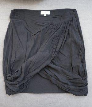 Minirock, schwarz, Schlitz, 1x getragen, Gr. M, NP 49€