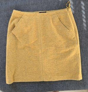 More & More Tweed rok zandig bruin Polyester