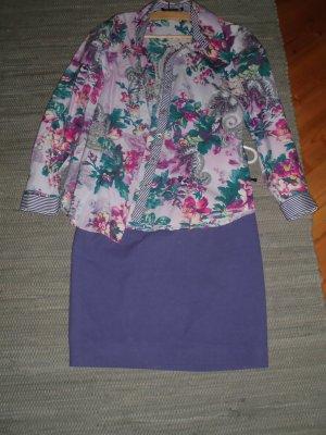 Madeleine Mini rok lila