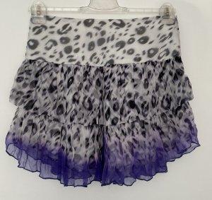 Amor & Psyche Mini-jupe multicolore