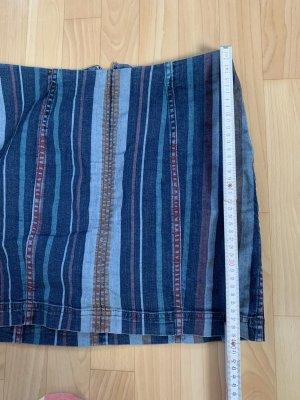 Free People Miniskirt multicolored