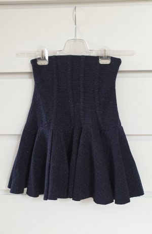 Guess Minigonna bronzo-blu scuro