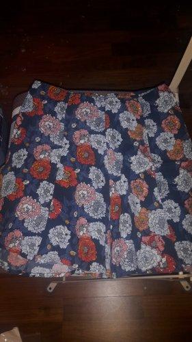 Review Mini-jupe bleu