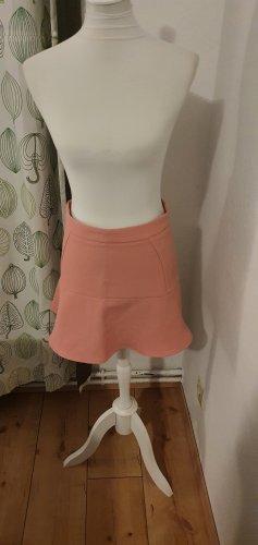 Minirock Zara rosa