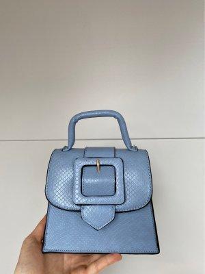 Minitasche in hellblau