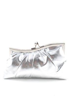 Farfalla London Minibolso color plata elegante