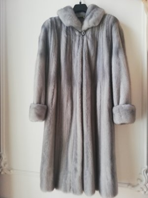 Mink Saga Fur Coat
