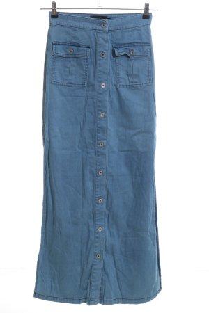 Minkpink Jeansrock blau Casual-Look