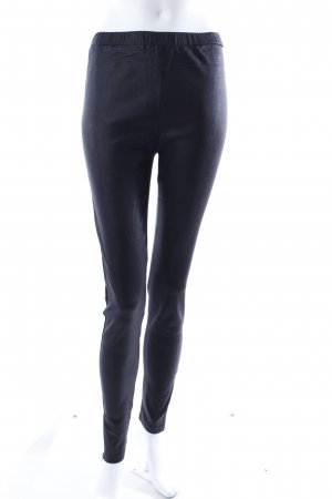 Minkpink Leggings schwarz-glänzend Gr. 38 II