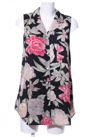 Minkpink Long-Bluse Blumenmuster Elegant