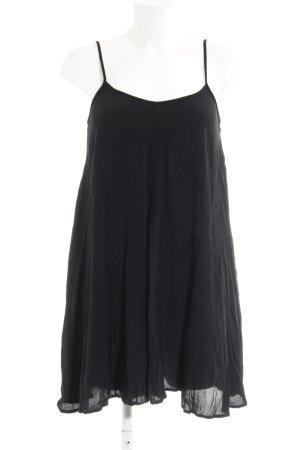 Minkpink Trägerkleid schwarz Casual-Look