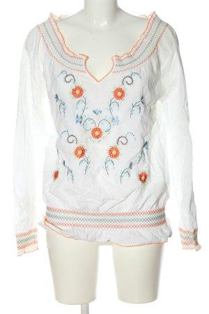 Minneola Langarm-Bluse