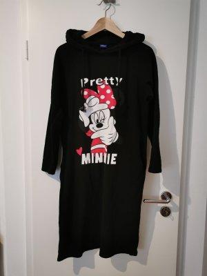 Disney Vestido con capucha negro