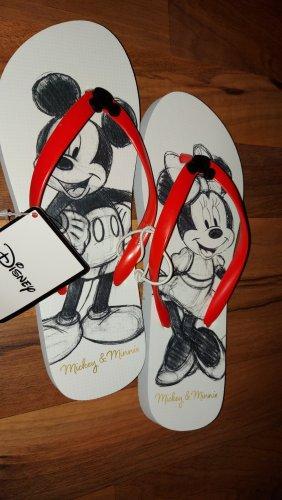 Disney Flip-Flop Sandals multicolored