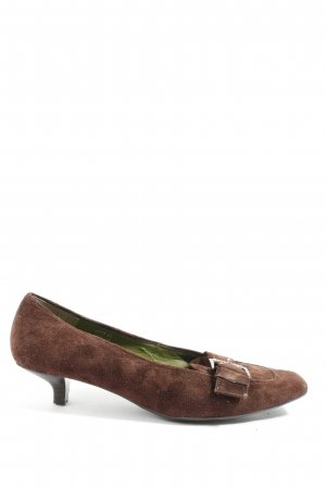 Minozzi Milano Loafers brown casual look