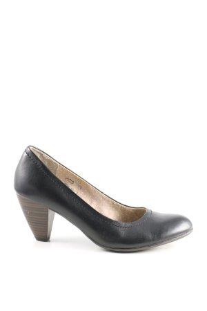 Minozzi Milano Chaussure décontractée noir style d'affaires