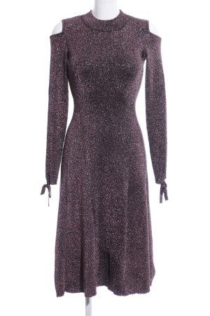Mint&berry A-Linien Glitzer-Kleid