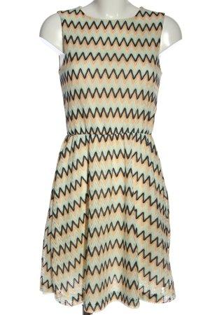 Mint&berry Sukienka o kroju litery A Na całej powierzchni W stylu casual