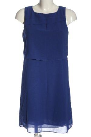 Mint&berry A-Linien Kleid blau Casual-Look