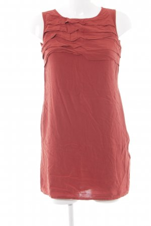 Mint&berry A-Linien Kleid dunkelorange Casual-Look