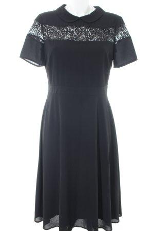 Mint&berry Abendkleid schwarz Business-Look
