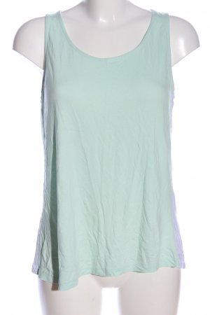 Mint&berry Basic Top blau Casual-Look